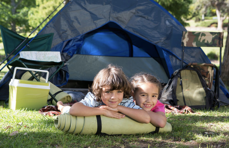 Camping in Chigwell?