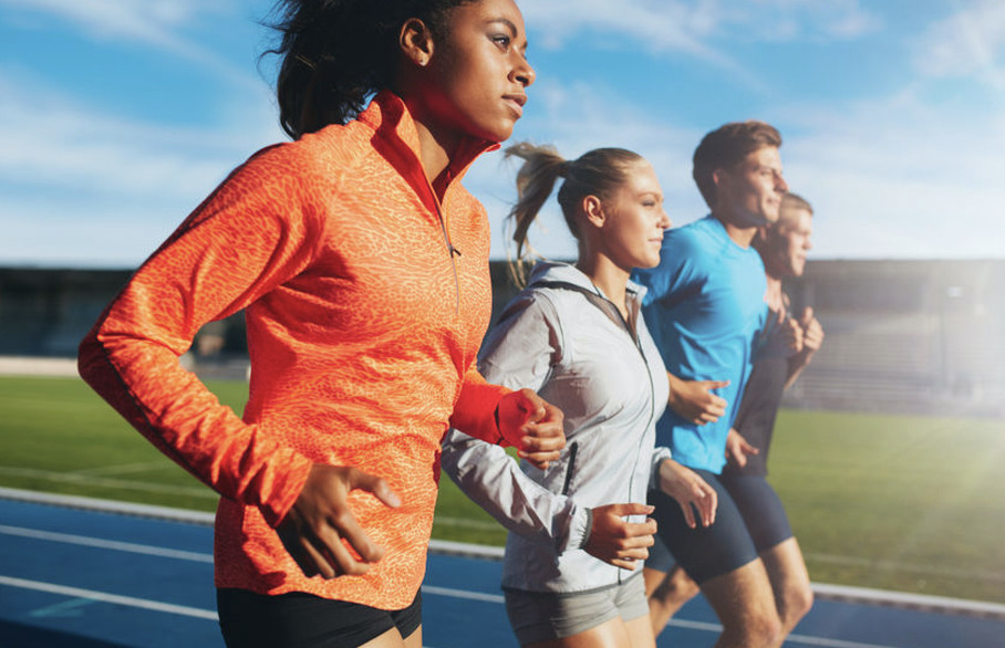 Athletics clubs in Woodford